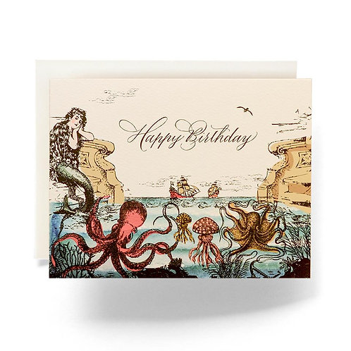 Under the Sea Happy Birthday