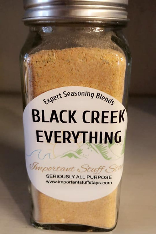 Black Creek Everything Seasoning