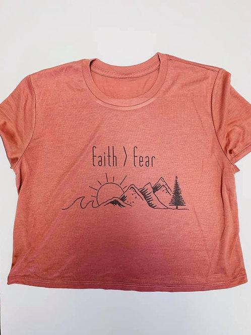 faith > fear crop