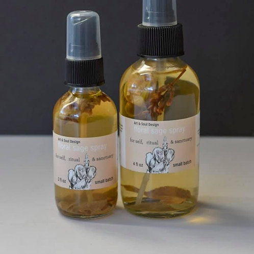 2 oz. Floral Sage Spray