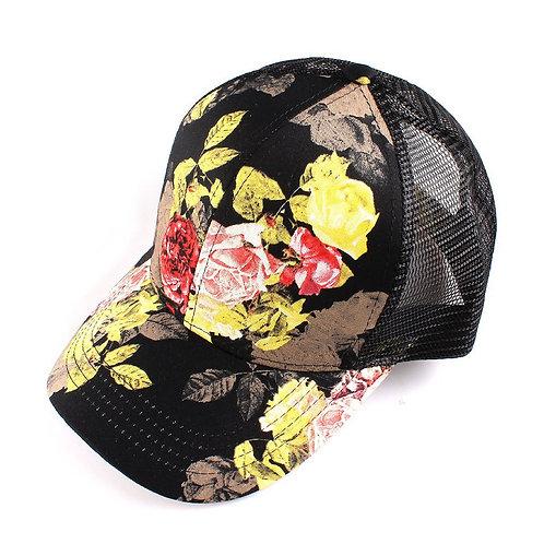 CC Floral Cap