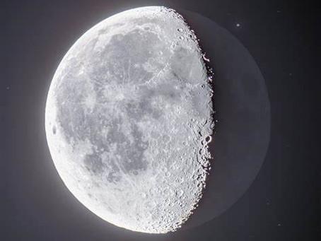 Waning Gibbous (Gratitude Moon)