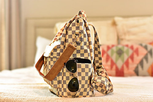 Checkmate Convertible Bag