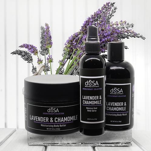 Dosa Naturals Body Care (Lavender Chamomile)