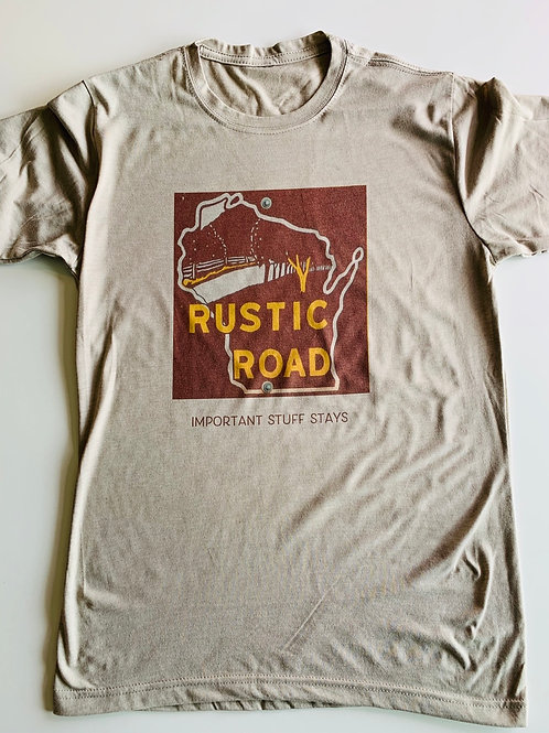 Mens Rustic Road