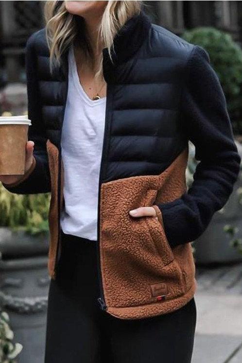 Black n Tan Jacket