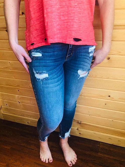 KanCan Real 5 Pocket Super Skinny Jean