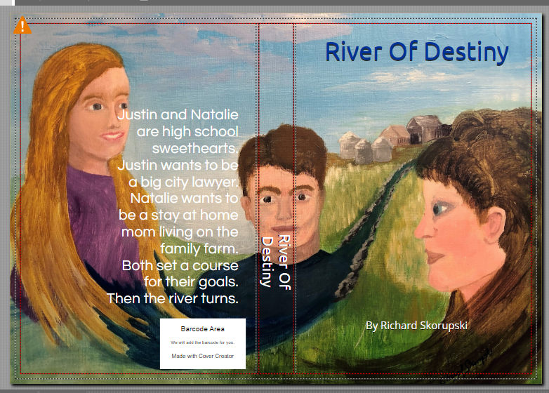 Cover Art River Of Destiny