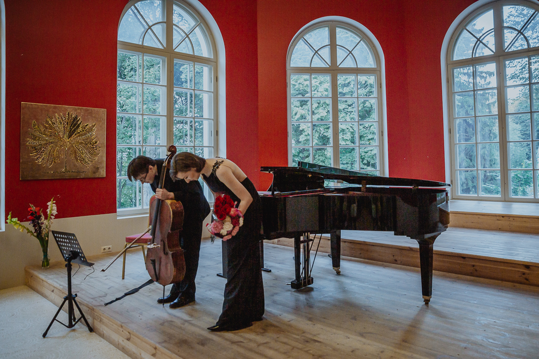 Четвертый концерт. С. Суворов, Е. Тарасова