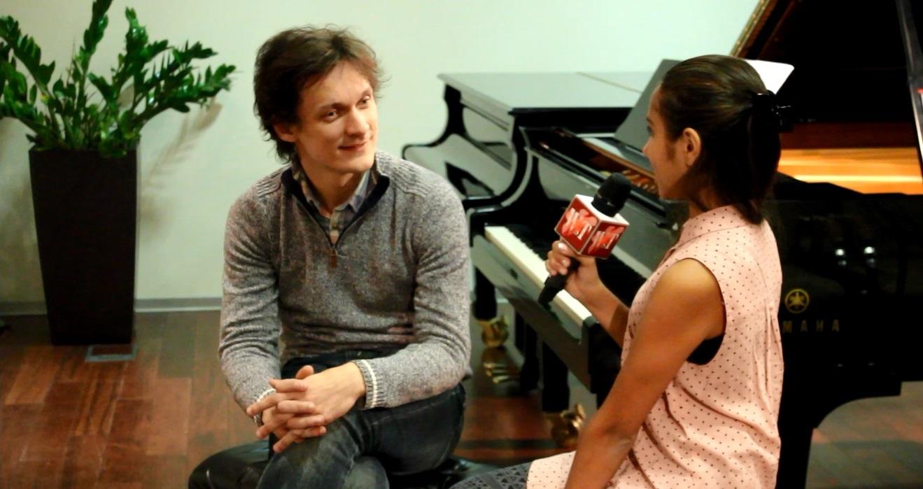 Сергей Полтавский. Интервью