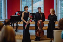 Четвертый концерт. С. Суворов, А. Янчишина, Е. Тарасова