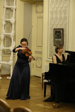 Е. Корженевич, Е. Тарасова