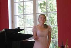 Второй концерт цикла. М. Симакова