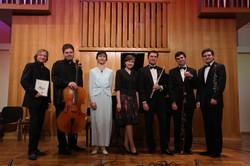 Участники пятого концерта
