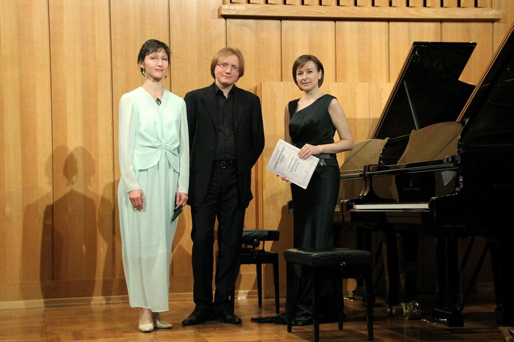 Н. Даль, М. Турпанов, Е. Тарасова