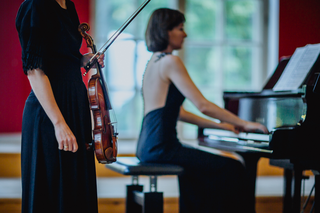 Четвертый концерт. А. Янчишина, Е. Тарасова