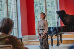 Первый концерт цикла. Е. Тарасова