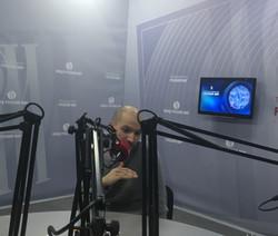 Александр Лимин в эфире