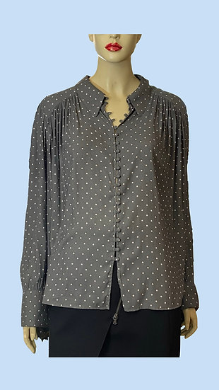 Top- Free People. Size L Polyester.
