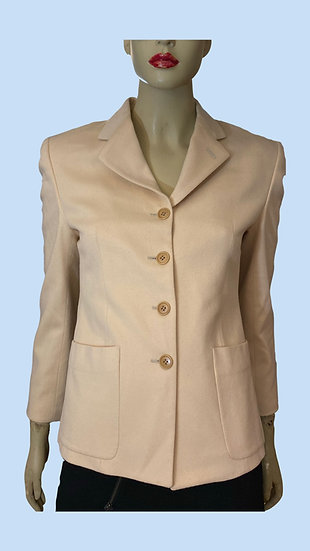 Jacket- Tombolini Donna made in Italy  Size S Cashmere feel