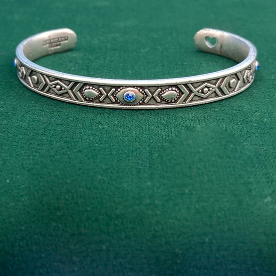 Bracelet- Alex and Ani Swarovski crystal.