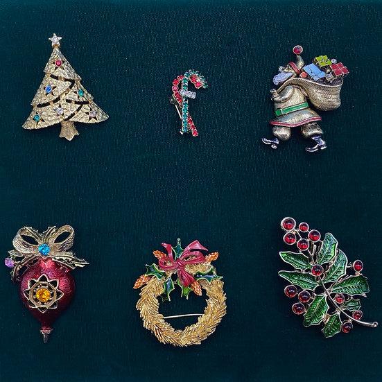 Pins - Holiday