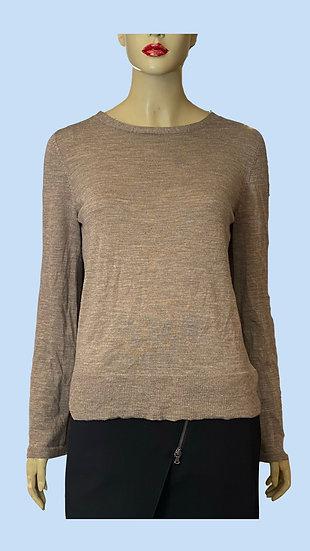 Sweater- Nanette by Nanette Lepore. Size M. 100% extra fine Marino wool.