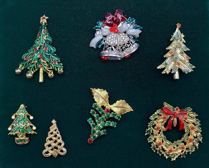 Pins Holiday