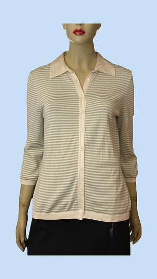 Sweater- Brooks Brothers. Size L. 70% silk, 30% Cotton.