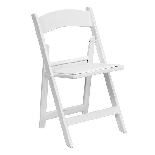 Garden white Chairs