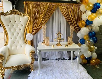 Event decor & Rental Furniture by JJB Pr