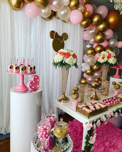 Amaya's 1st Birthday  Event Desing by _j