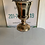 Thumbnail: Medium gold vases set