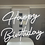 Thumbnail: Happy Birthday Neon Sign