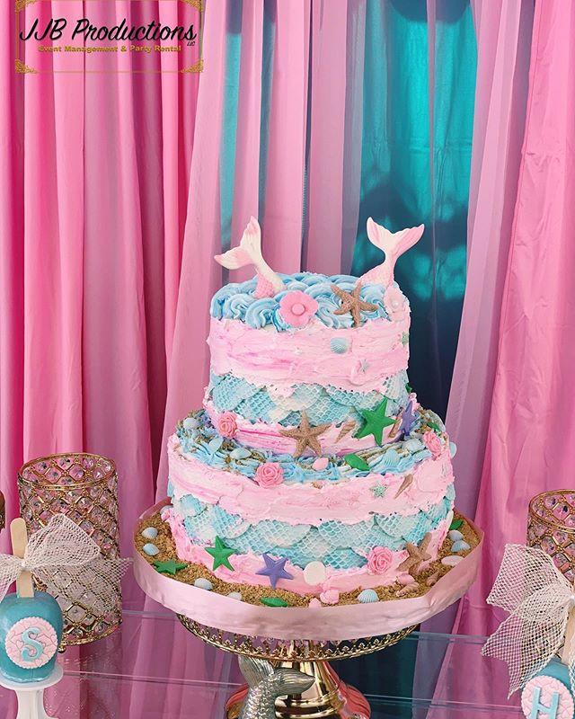 Rashel 1st Birthday _Baby little mermaid