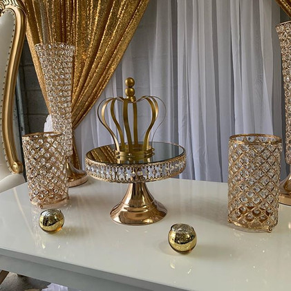 For your Next King 🤴 _Vases, Cake Stand