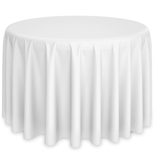 Tablecloth white