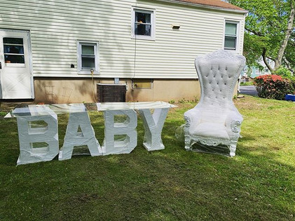 Set of Chair and baby table ❤️😍 Availab