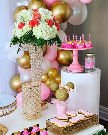 Amaya's 1st Birthday  Event Desing by _j
