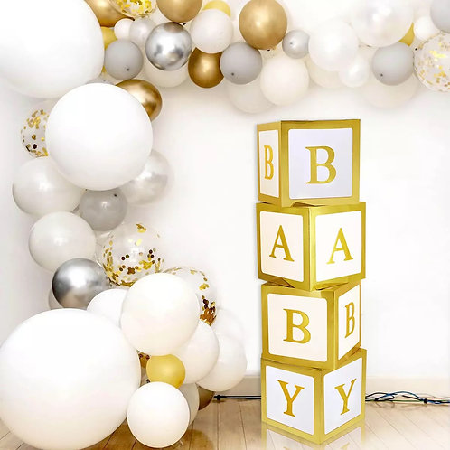 Baby Letter Boxes
