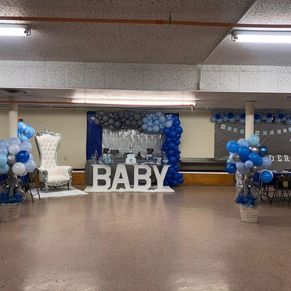 Baby Boy is coming 💙_Decor and rentals