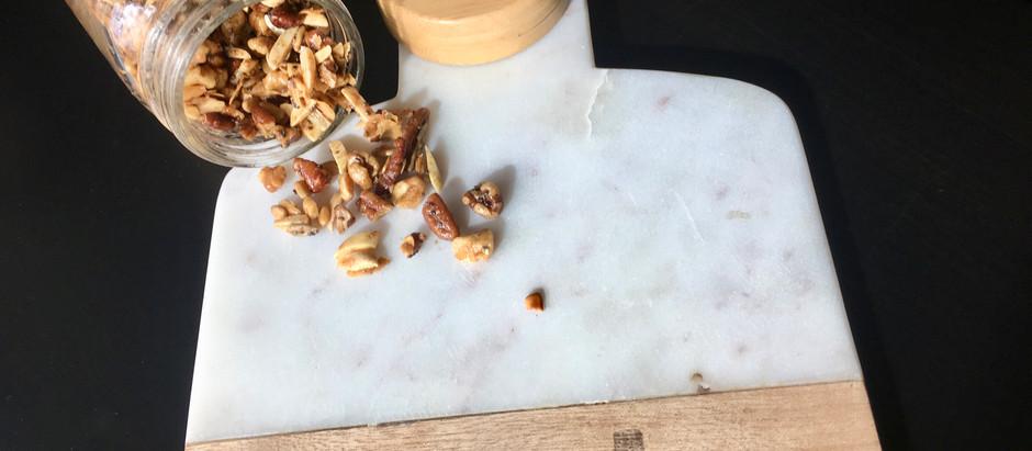 No Sugar Cinnamon Nut-Ola