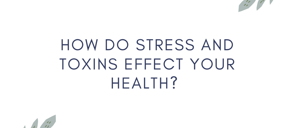 How Do Stress and Toxins Affect Your Health?