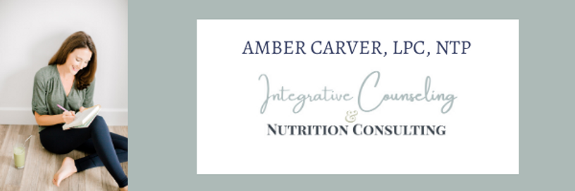 Amber Carver Integrative Counseling & Nu