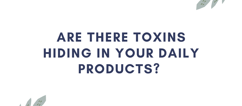 Watch Out For These Toxins in Your Household Products