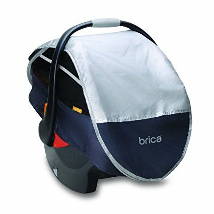 3-in-1 infant car seat cover