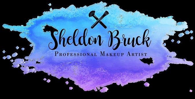 Sheldon Bruck Makeup Artist Logo | Tel Aviv, Israel