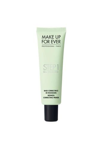 MAKE UP FOR EVER Step1 Skin Equalizer Primer (5 - Redness Correcting)