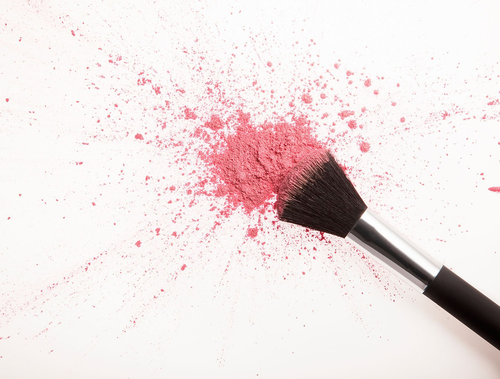 Blush Brush Makeup Blog