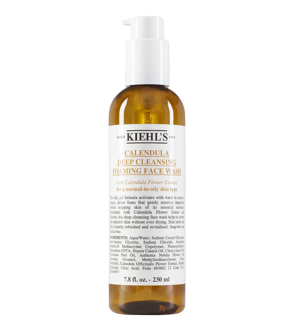 Kiehl's Calendula Deep Clean Foaming Face Wash
